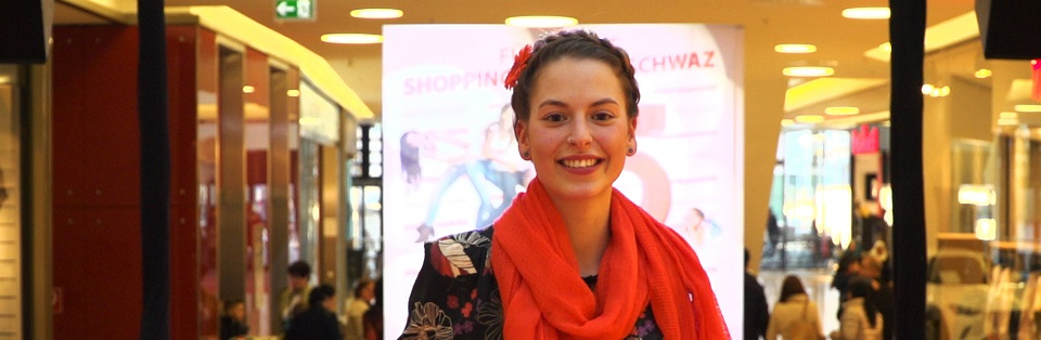 Shoppingstars in den Schwazer Stadtgalerien